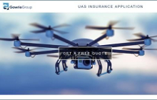 Get Instant Quote: Drone Insurance (annual policy)